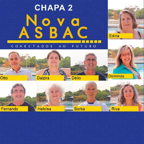 Chapa 2 - Nova Asbac