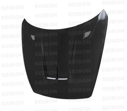 SEIBON Carbon Fiber Hood; TT Style