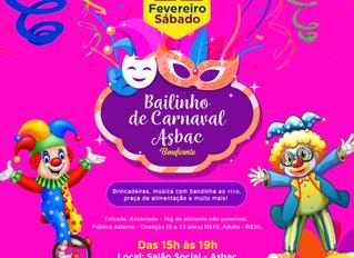Bailinho de Carnaval Asbac