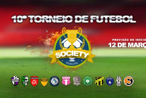 Inscrições para 10º Torneio de Futebol  Society Principal da Asbac estão abertas