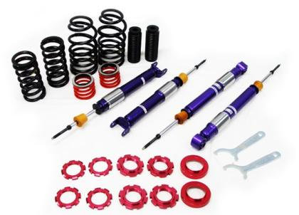 Tanabe Sustec Pro S-0C Coilovers 04-07 RX-8 (SE3P)