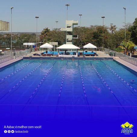 Reabertura gradativa: Piscina Olímpica liberada