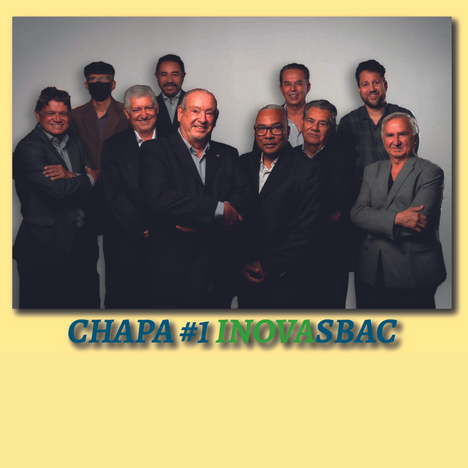 Chapa 1 - Inovasbac - Eleições Gerais