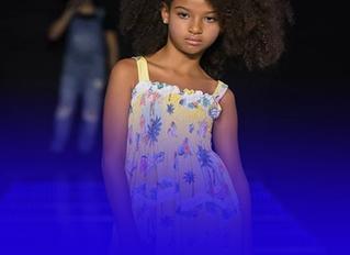 A criançada da Asbac ainda mais fashion
