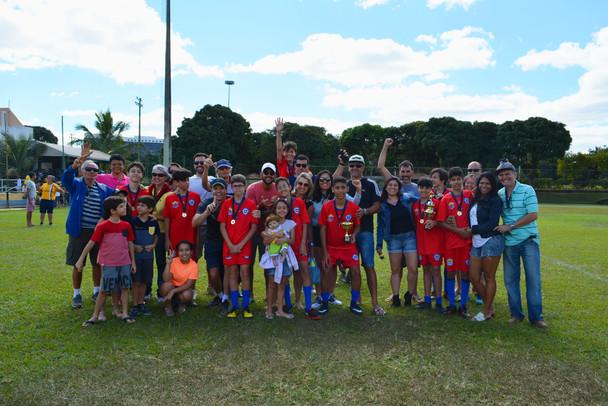 Finais do 10º Torneio de Futebol Society Infantil da Asbac