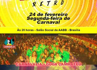 Baile de Carnaval AABB