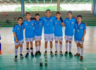 Final 11º Torneio de Futsal Infantil