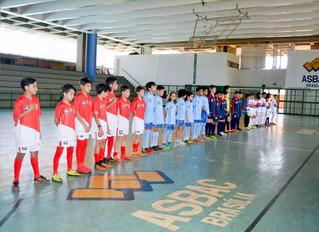 10º Torneio de Futsal Infantil da Asbac
