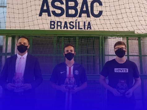 Muitos gols e diversão na 1ª edição do Asbac E-Sports