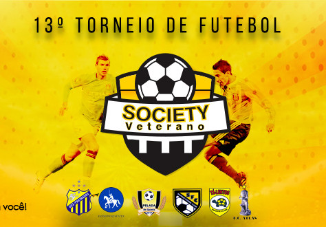 Estão abertas as inscrições para o 13º Torneio de Futebol Society Veterano da Asbac.
