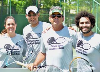 Mala Open de Tênis da Asbac
