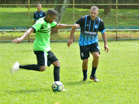 Abertura do 14º Torneio de Futebol Society Veterano da Asbac