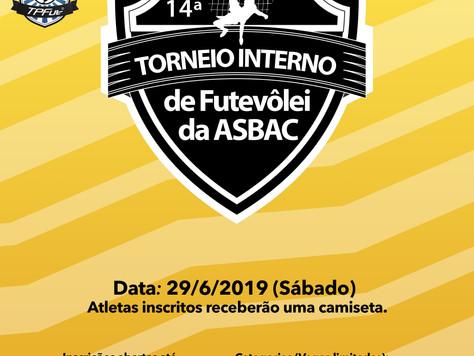 14º Torneio Interno de Futevôlei da Asbac