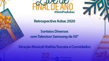 Asbac apresenta: Live de Final de Ano