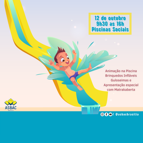 Dia das Crianças é dia de Asbac Brasília!