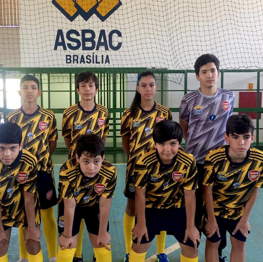 11º Torneio de Futsal Infantil da As