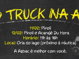 Food Truck na Asbac