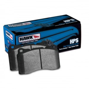 Hawk 03-07 RX8 HPS Street Rear Brake Pads (D1008)
