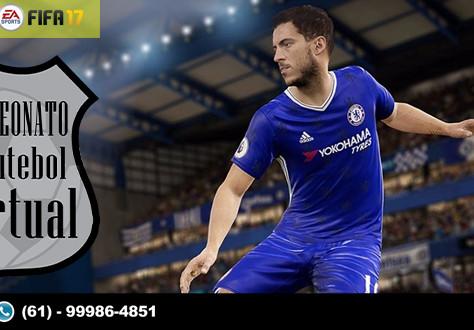 Inscrições até 14/9 (quinta-feira) - 6º Campeonato de Futebol Virtual