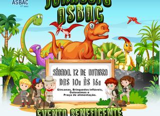 Dia das Crianças Jurassic Asbac