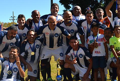 13º Torneio de Futebol Society Veterano : Jogos Finais e Confraternização