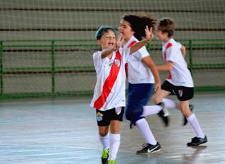 Paixão pelo esporte não tem idade