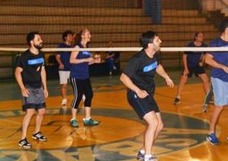 Jogos Internos do Bacen – Voleibol Misto