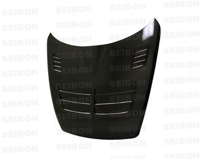 SEIBON Carbon Fiber Hood; TSII Style