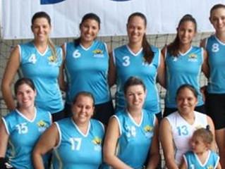 Equipe da Asbac É Vice-Campeã da Liga Brasília de Voleibol Feminino 2016!