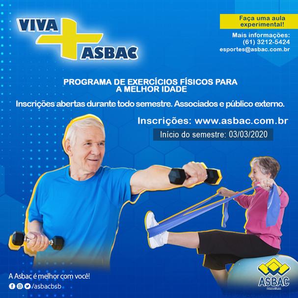 Viva Mais Asbac 2020