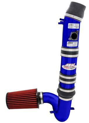 AEM RX-8 Cold Air Intake (Blue)
