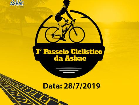 1º Passeio Ciclístico Asbac