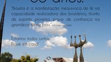 Brasília 60 anos!