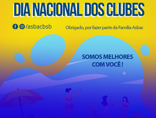 🥳 Dia Nacional dos Clubes