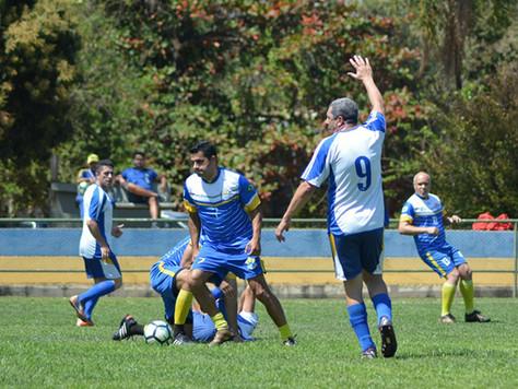 42º Campeonato de Futebol de Campo Veterano: partidas e homenagem