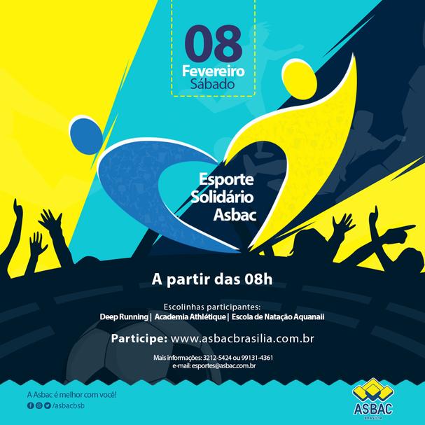 Esporte Solidário Asbac