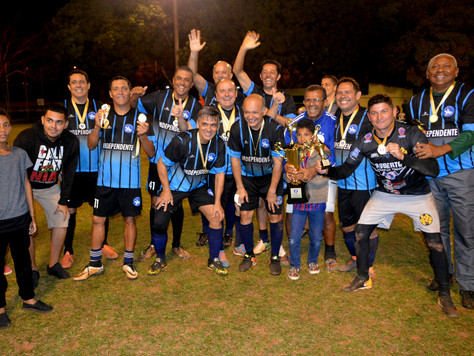 "Campeões ""Independente"" da categoria"