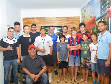 7º Campeonato de Futebol Virtual da Asbac