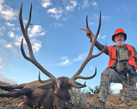 Colorado Elk hunting Lodge on private land