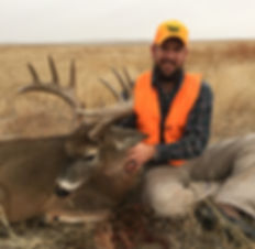 Colorado Whitetail Hunting