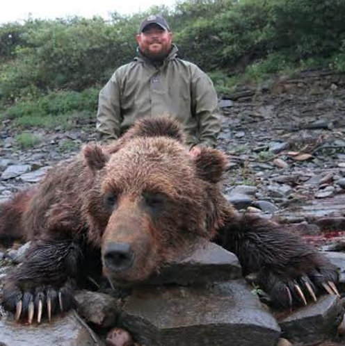 Spike Camp Grizzly Hunts in Alaska