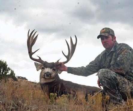 Trophy Mule Deer Hunts in Utah