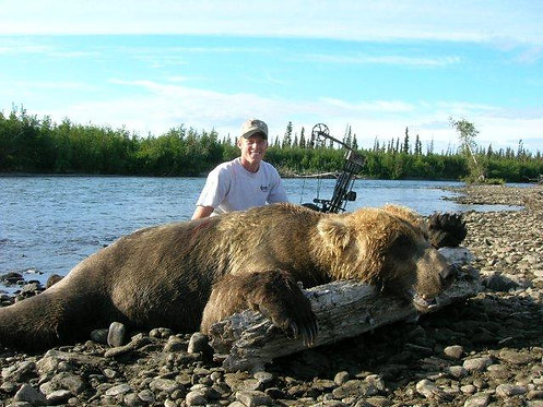 Bob Adams Guide in Alaska