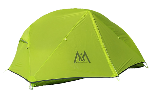 2 PERSON, 2 DOOR LIGHTWEIGHT HV TENT