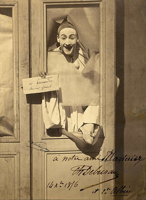 Pierrot_Climbing_Through_a_Window,_1854–