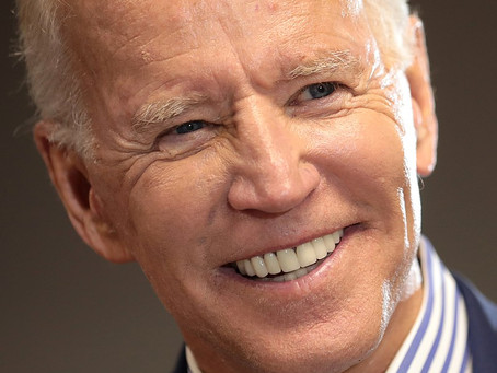 HEY JOE. WHERE YOU GOIN' WITH THAT NOMINATION IN YOUR HAND?