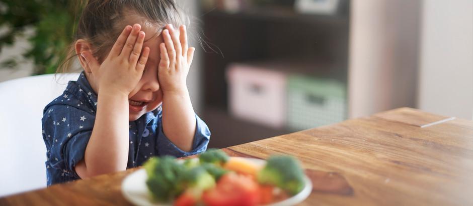 = A ANSIEDADE INFANTIL E A RELAÇÃO COM A ALIMENTAÇÃO