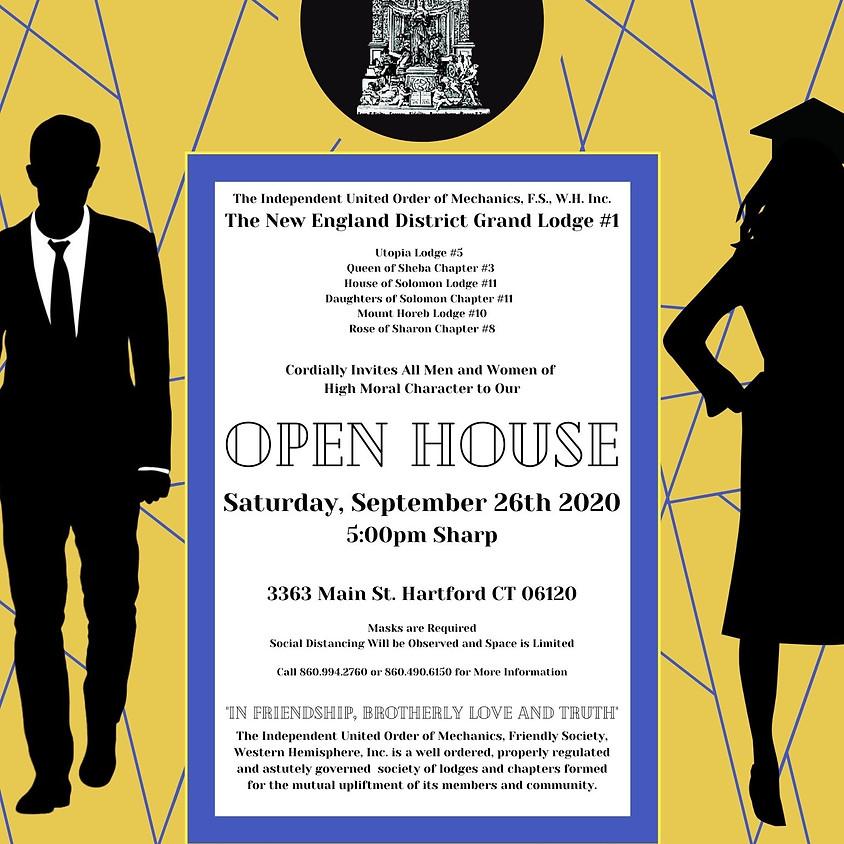 NEDGL Open House 2020