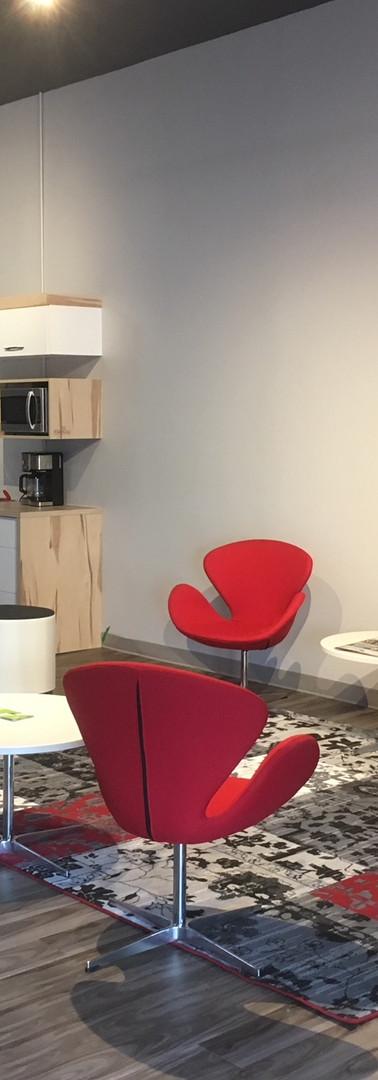 L'Espace Lounge DU LOFT