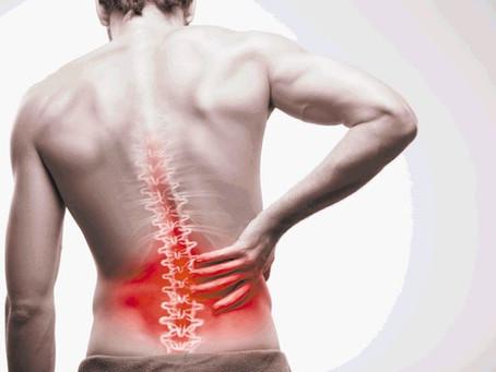 Dolor en la espalda baja